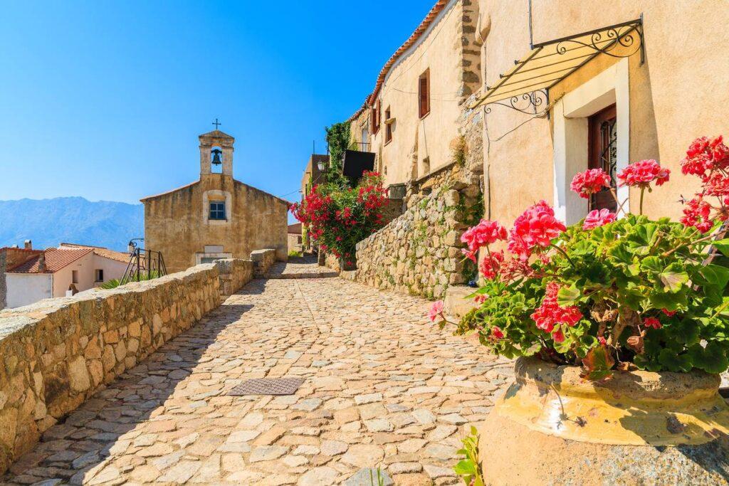 Corse maison immobilier